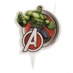 Hulk 2D Candelina