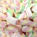 Marshmallow Estruso Mix 1 kg