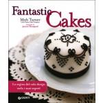 """Libro """"Fantastic Cakes"""" di Mich Turner"""