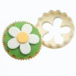 Stampino cupcake Fiore