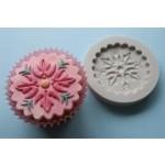 Stampo Cupcake Fiori