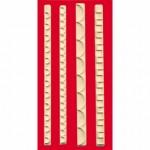 Stampo Tagliapasta per Bordi Mod.3