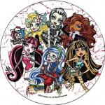 Cialda Monster High