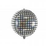 Palloncino Mylar sfera disco