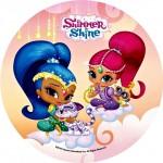 Cialda Shimmer & Shine