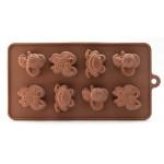 Stampo Cioccolatini Animali