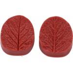 Stampo venatore foglia di Rosa 3D