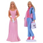 Statuina Barbie 1 pz
