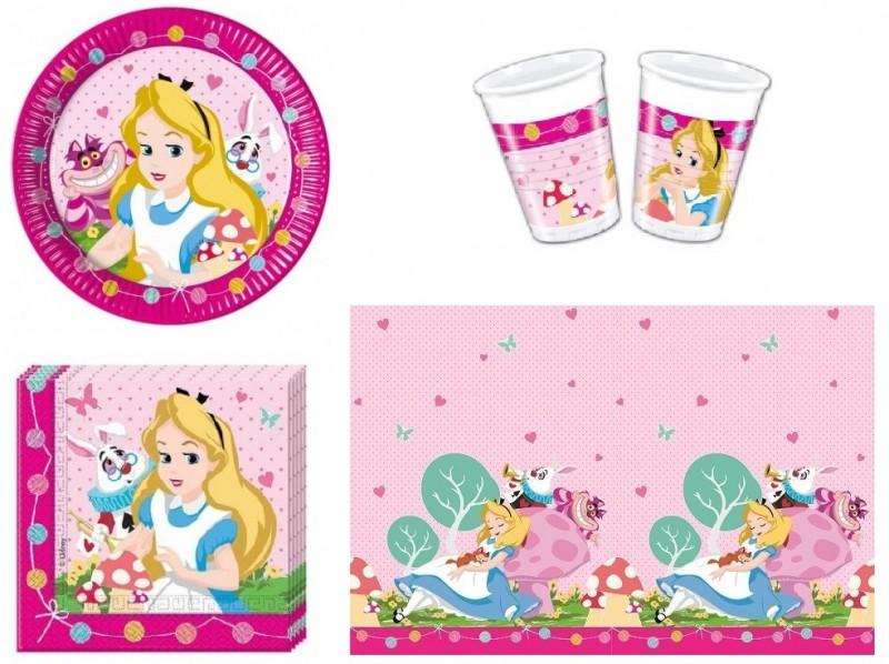 Alice nel Paese delle Meraviglie Festa