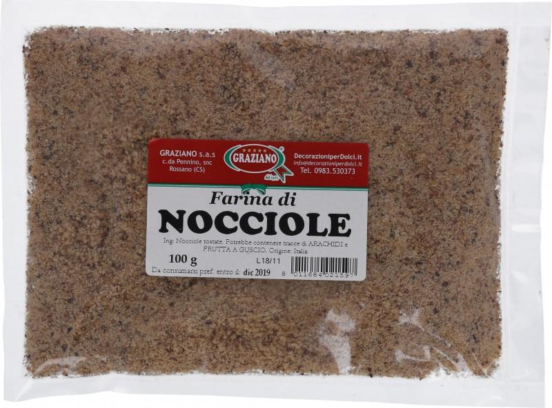Farina di Nocciola 100g