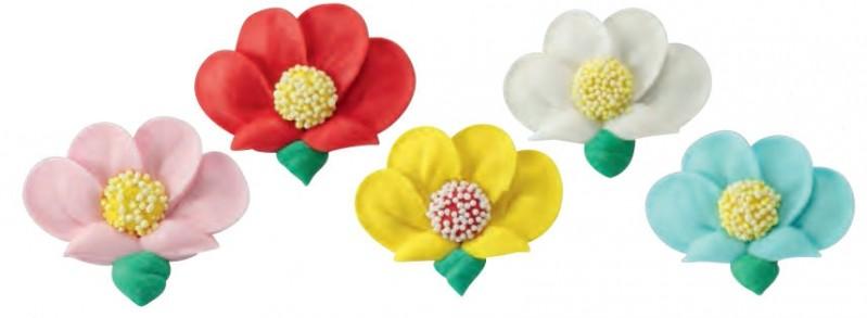 Fiore aperto zucchero 1 Pz