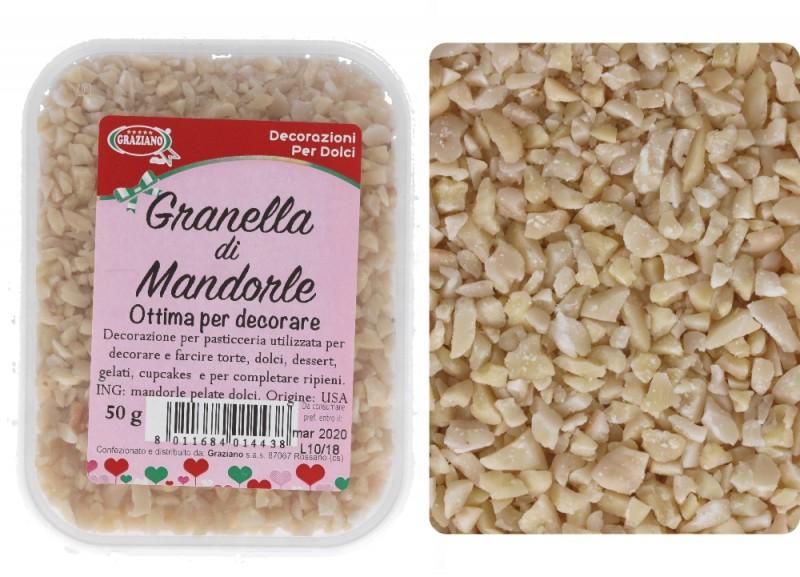 Granella di Mandorle 50g