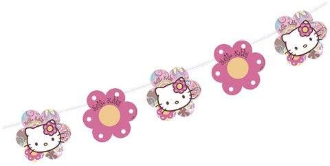 Hello Kitty- Festone