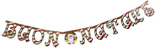 Festone Buon Natale