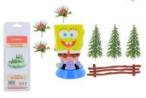 Set Spongebob