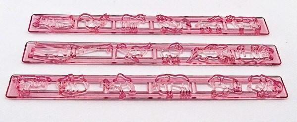 Stampo Tagliapasta per Bordi Animali