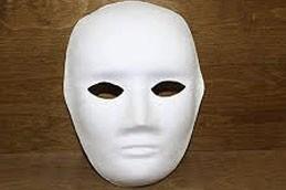 Maschera Adulto Personalizzabile