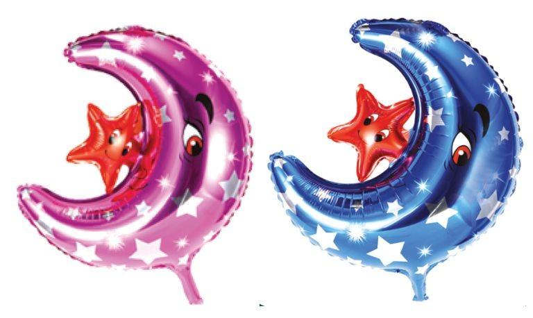 Palloncini Luna e Stella