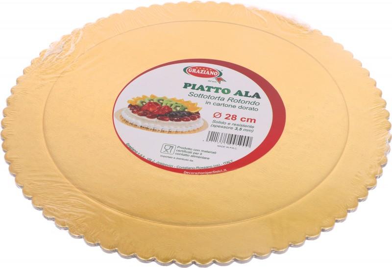 Piatto Ala Oro