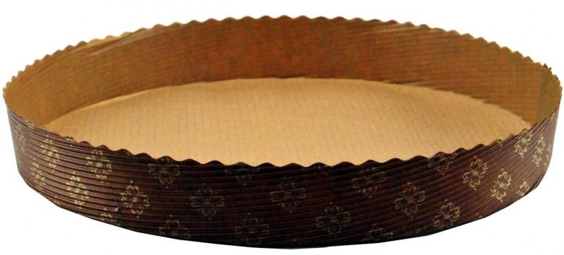 Stampo Rotondo in carta da Forno 23 cm