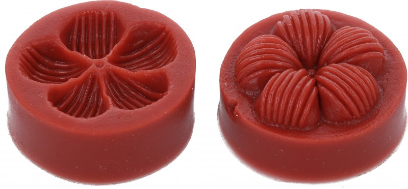 Stampo venatore Fiore 3D