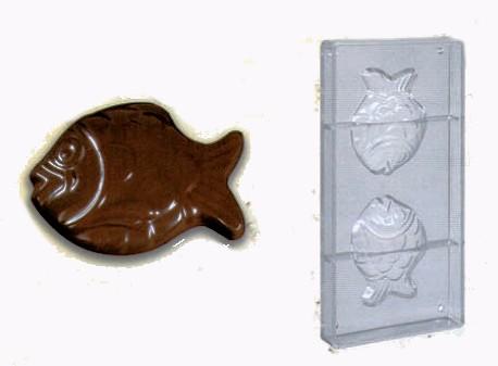 Stampo Pesce Palla