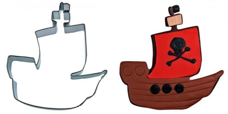 Tagliapasta Singolo Nave dei Pirati
