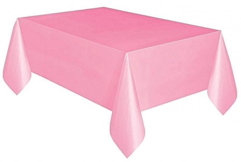 Tovaglie in Plastica Rosa