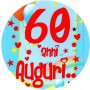 cialda sessantesimo compleanno