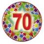 70 coordinato piatti