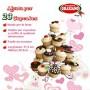 lzata per 23 cupcakes Graziano