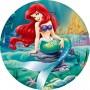 cialda Ariel sirenetta