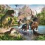 Dinosauri cialda torta 3