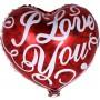 I love you palloncino mylar graziano