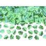decorazioni per la tavola foglie verdi