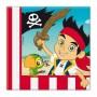 tovaglioli Jack e i Pirati