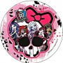 monster high cialda torta