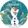Olaf di Frozen ostia