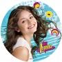 Ciada Soy Luna per torta di compleanno