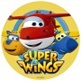 ostia per torta super wings