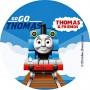 Trenino Thomas cialda torta