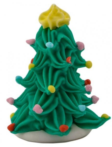 Albero di Natale in zucchero