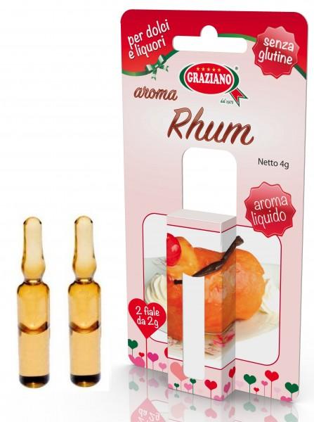 Aroma Rhum 2 pz