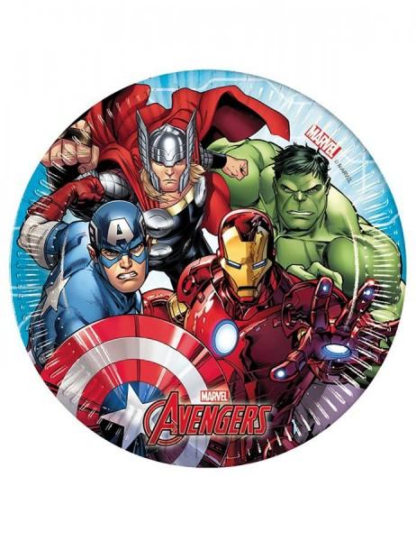 Avengers - Piatti piccoli