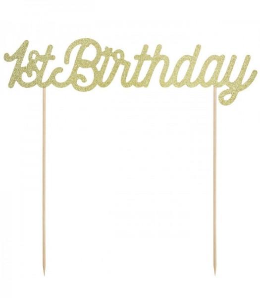 Cake Topper 1° compleanno