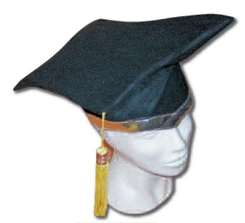 Cappello laurea Cm 30x30