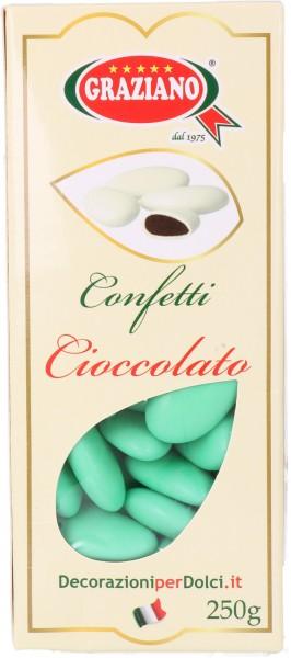 Confetti Cioccolato Smeraldo 250g