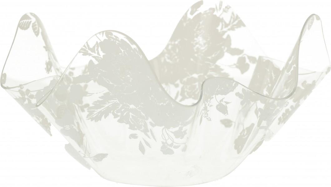 Confettata Floreale Bianco