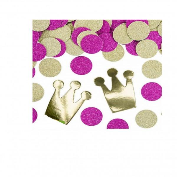 Coriandoli decorazioni tavola Principessa  4g