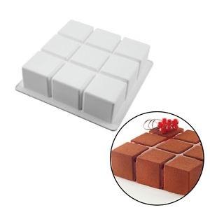Cubik Stampo Silikomart